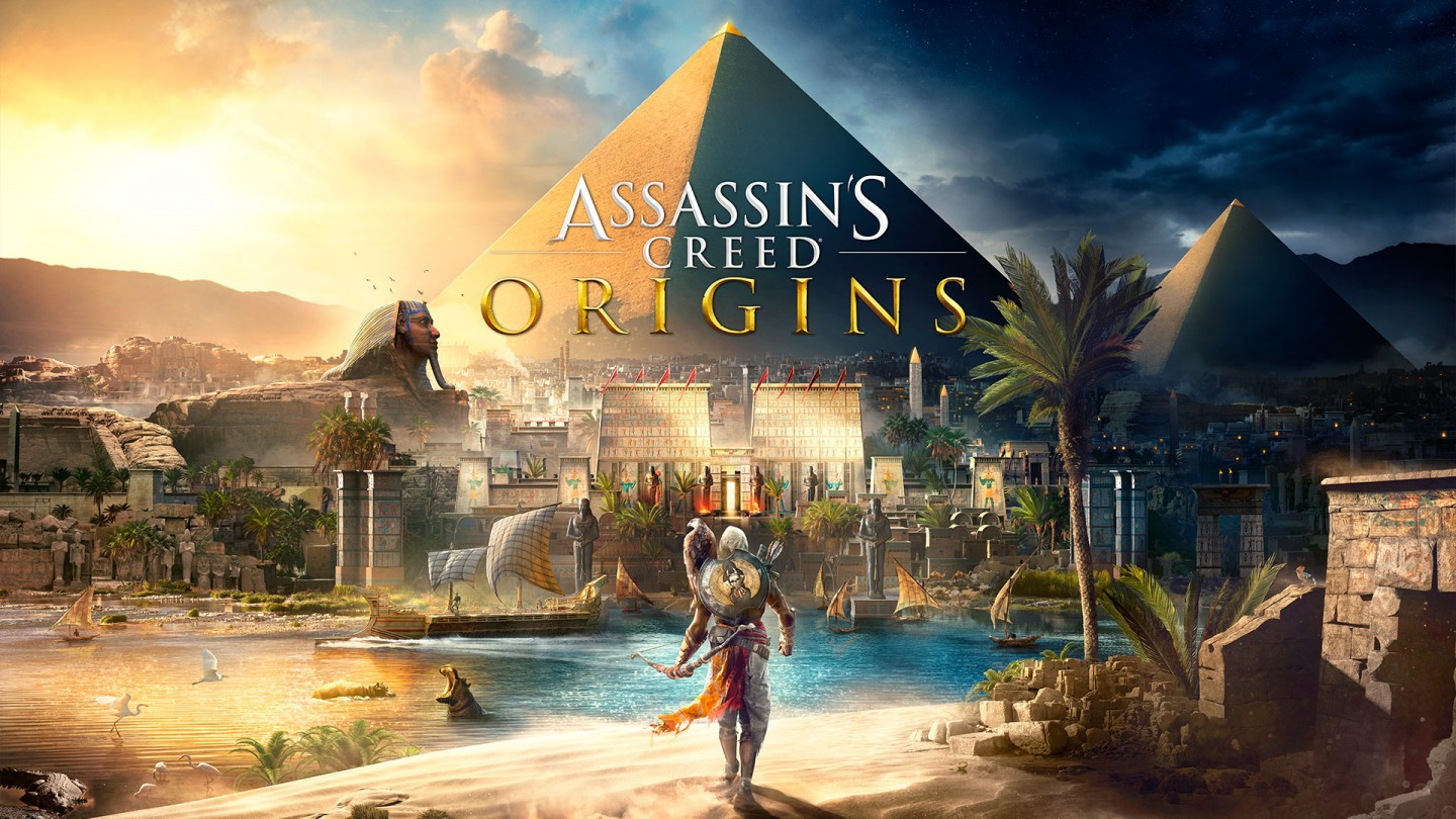 assassin´s creed origins